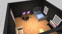 Raumgestaltung ibo x flo = gayyy haha in der Kategorie Schlafzimmer