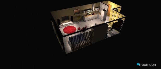 Raumgestaltung ide1 in der Kategorie Schlafzimmer