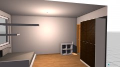 Raumgestaltung Idee1 in der Kategorie Schlafzimmer