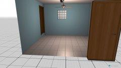 Raumgestaltung Ignacio in der Kategorie Schlafzimmer