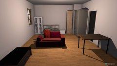 Raumgestaltung Ina's Zimmer in der Kategorie Schlafzimmer