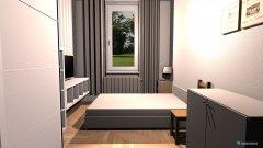 Raumgestaltung Innsbruck 2.0 in der Kategorie Schlafzimmer