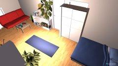 Raumgestaltung isa_2 in der Kategorie Schlafzimmer
