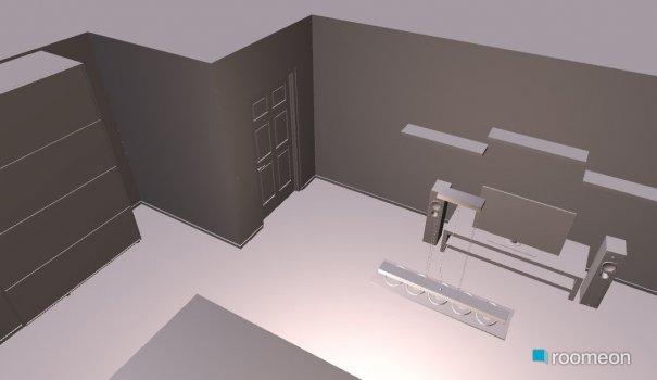 Raumgestaltung Isa in der Kategorie Schlafzimmer