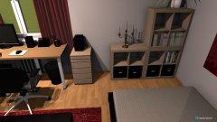 Raumgestaltung Isabels Raum 2 in der Kategorie Schlafzimmer