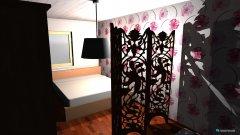 Raumgestaltung Isi's Zimmer in der Kategorie Schlafzimmer