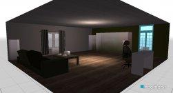 Raumgestaltung Istaba in der Kategorie Schlafzimmer