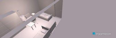 Raumgestaltung Ivana soba in der Kategorie Schlafzimmer