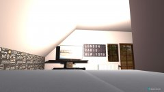 Raumgestaltung Izba moja in der Kategorie Schlafzimmer
