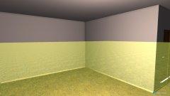 Raumgestaltung izba +otvory in der Kategorie Schlafzimmer