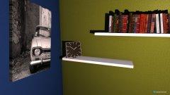 Raumgestaltung Izba vol 2 in der Kategorie Schlafzimmer