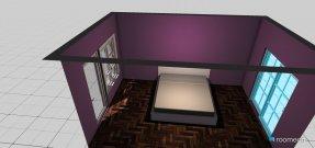Raumgestaltung izbycka in der Kategorie Schlafzimmer