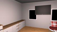Raumgestaltung izka in der Kategorie Schlafzimmer