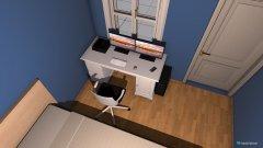 Raumgestaltung Jakobs Zimmer 2 in der Kategorie Schlafzimmer