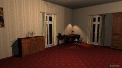 Raumgestaltung James Zimmer in der Kategorie Schlafzimmer