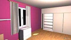 Raumgestaltung janči pokoj in der Kategorie Schlafzimmer