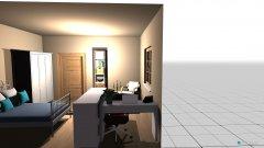 Raumgestaltung Janas Zimmer 2 in der Kategorie Schlafzimmer