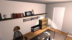 Raumgestaltung jani in der Kategorie Schlafzimmer