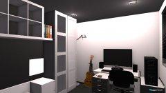 Raumgestaltung Jase in der Kategorie Schlafzimmer