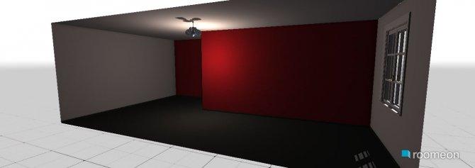 Raumgestaltung Jasmins Zimmer 1 in der Kategorie Schlafzimmer