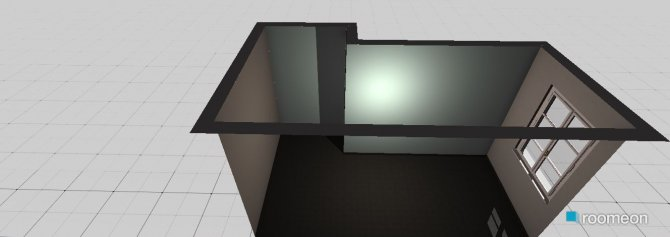 Raumgestaltung Jasmins Zimmer 2 in der Kategorie Schlafzimmer