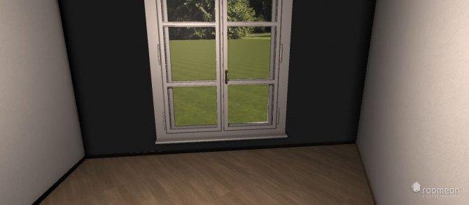 Raumgestaltung Jens neues Zimmer in der Kategorie Schlafzimmer