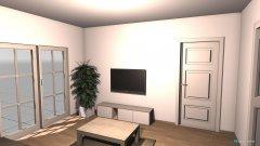 Raumgestaltung Jerevanská Ložnice in der Kategorie Schlafzimmer