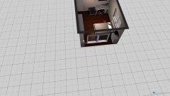 Raumgestaltung JESSI ZIMMER in der Kategorie Schlafzimmer