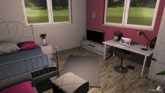 Raumgestaltung Jessis Zimmer ca. 2 in der Kategorie Schlafzimmer