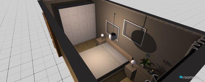 Raumgestaltung jijö in der Kategorie Schlafzimmer