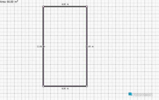 Raumgestaltung Jims bedroom in der Kategorie Schlafzimmer