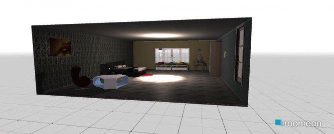 Raumgestaltung jj in der Kategorie Schlafzimmer