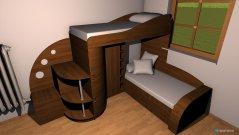 Raumgestaltung jm in der Kategorie Schlafzimmer