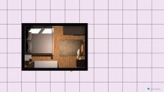 Raumgestaltung Joe's Zimmer 1 (Inneres) in der Kategorie Schlafzimmer