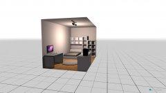 Raumgestaltung Joe in der Kategorie Schlafzimmer