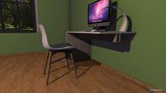 Raumgestaltung Jojo in der Kategorie Schlafzimmer