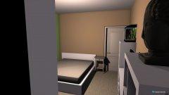 Raumgestaltung Joline neues bald grünes Zimmer in der Kategorie Schlafzimmer