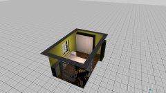 Raumgestaltung Jona 2 in der Kategorie Schlafzimmer