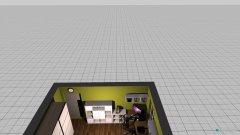 Raumgestaltung Jona in der Kategorie Schlafzimmer