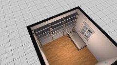 Raumgestaltung Jonas Zimmer 1 in der Kategorie Schlafzimmer