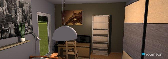 Raumgestaltung Jonas in der Kategorie Schlafzimmer