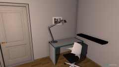 Raumgestaltung JOSHI2 in der Kategorie Schlafzimmer