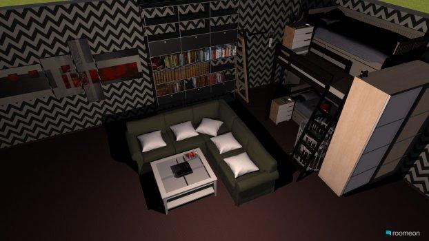 Raumgestaltung JOSHY ADRIAN in der Kategorie Schlafzimmer