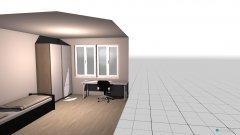 Raumgestaltung josii in der Kategorie Schlafzimmer