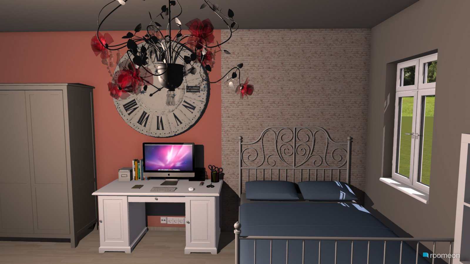 raumplanung jugendzimmer 2 roomeon community. Black Bedroom Furniture Sets. Home Design Ideas