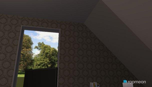 Raumgestaltung Jugendzimmer (alles in einem) in der Kategorie Schlafzimmer