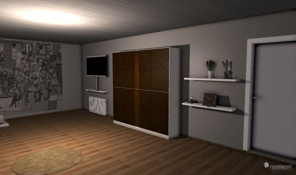 Raumgestaltung Jugendzimmer :D in der Kategorie Schlafzimmer