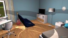 Raumgestaltung jugendzimmer für jungen in der Kategorie Schlafzimmer