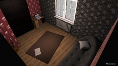 Raumgestaltung juku in der Kategorie Schlafzimmer