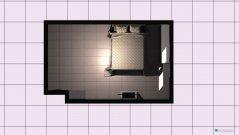 Raumgestaltung Jules in der Kategorie Schlafzimmer